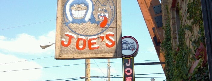 Eskimo Joe's is one of Top Restaurants.