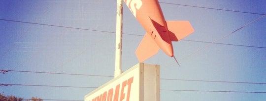 Skycraft Parts & Surplus Main Office is one of Hidden Gems of Orlando.