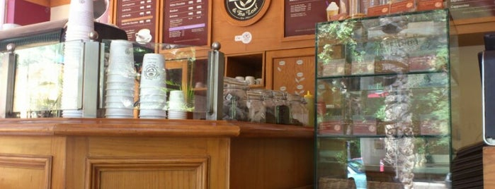 The Coffee Bean & Tea Leaf is one of Cairo's Best Spots & Must Do's!.