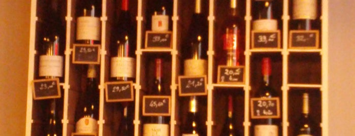 L'Ours Bar is one of The VERY best wine bars in Paris.