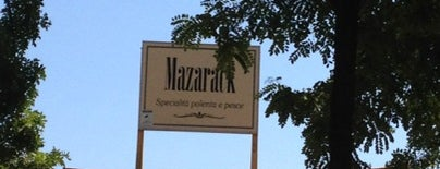 Mazarack is one of Food Italy.