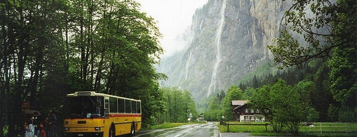 Staubbachfall is one of What to do in Switzerland.