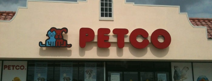 Petco is one of Lakeland.