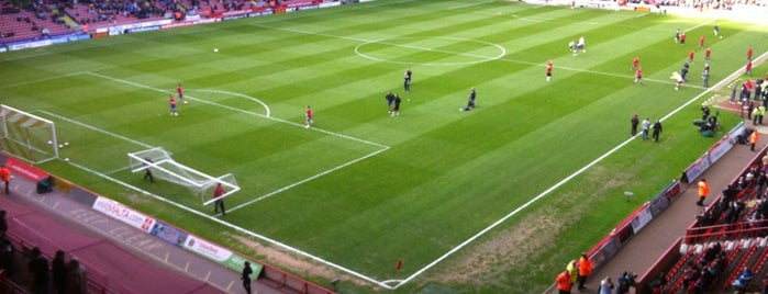 Bramall Lane is one of Stadiums.