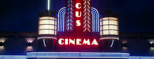Marcus Addison Cinema is one of Pinpointed locations.
