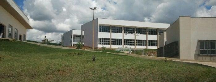 UNIFAL-MG Campus Poços de Caldas is one of Hotspots WIFI Poços de Caldas.
