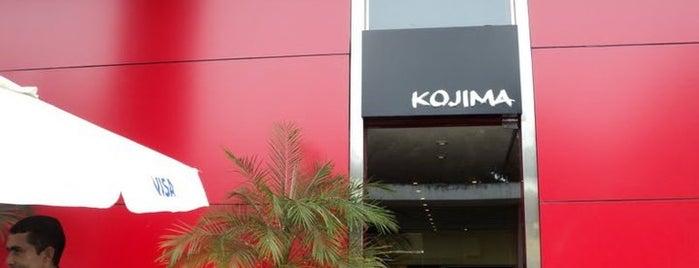 Kojima is one of Bons conhecidos.
