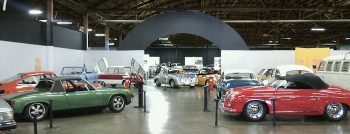 California Auto Museum is one of Establishments to Frequent.