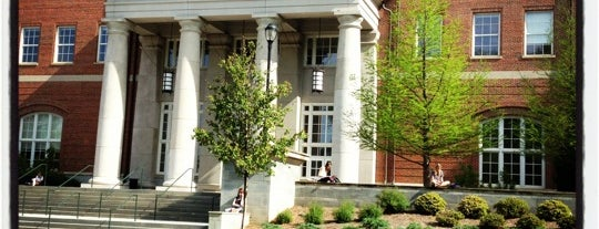 Miller Student Learning Center | MLC is one of ALL TIME FAVORITES.