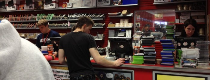 CeX is one of Geekery in Leeds.