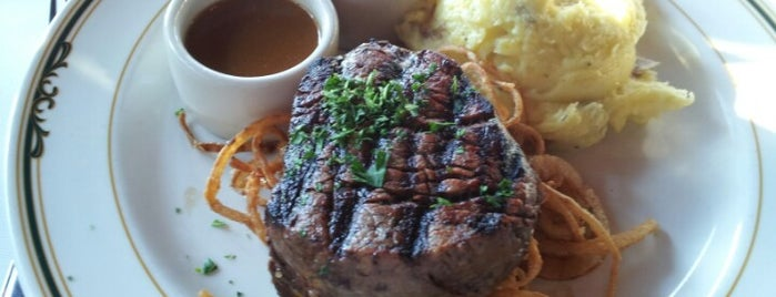 EB Green's Steakhouse is one of Buffalo Local Restaurant Week.