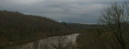 French Broad Overlook is one of Kel's Queendome ;-).