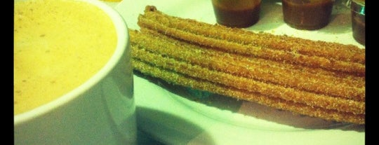 Los Churros De Valle is one of Garnachas.