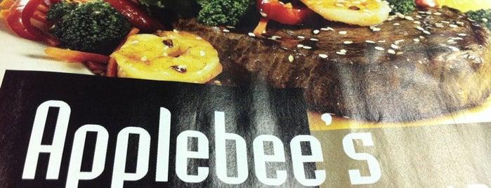 Applebee's is one of My Doha..