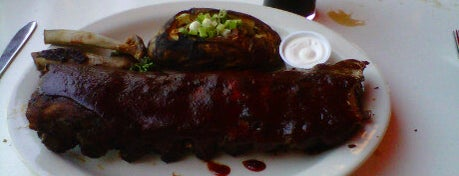 Montgomery Inn Boathouse is one of All-Time Favorite Food Spots.