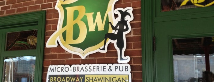 Broadway Pub is one of Microbrasseries Québec.