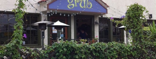 Grub is one of Top Chef Competitors' Restaurants.