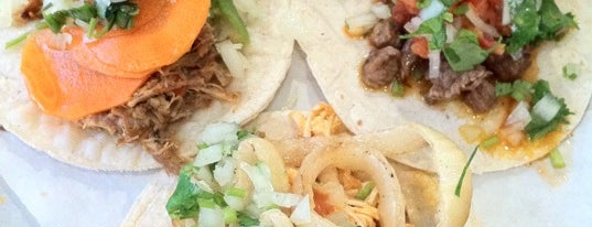 Choza Taqueria is one of The New Yorkers: Ladies Who Lunch.