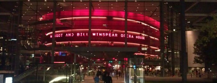 AT&T Performing Arts Center is one of Dallas's Best Performing Arts - 2012.
