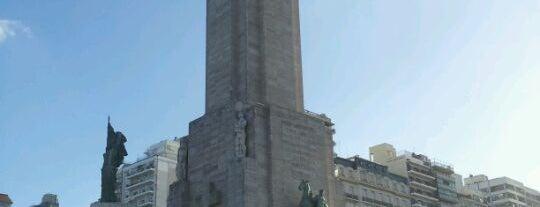 Monumento Nacional a la Bandera is one of Top 10 Lugares históricos.