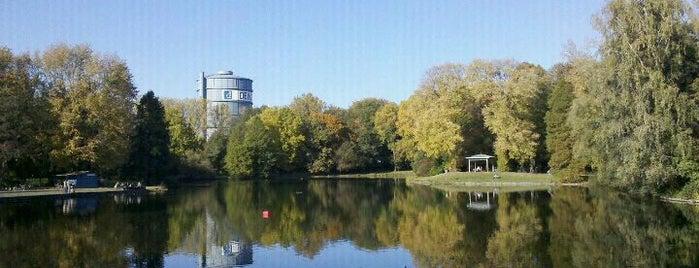 Fredenbaumpark is one of Dortmund - must visits.