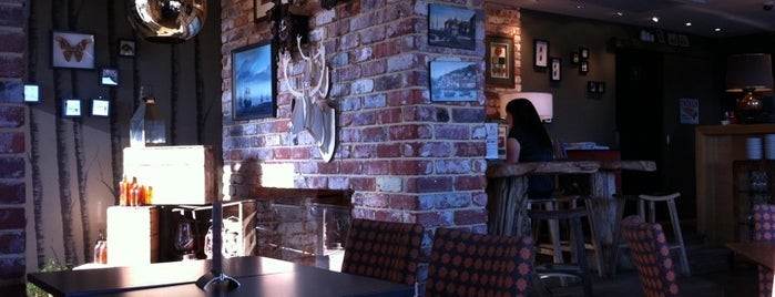 The Cabin is one of Perth's Small Bars.