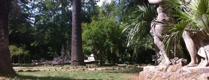 Villa Sciarra is one of 101 cose da fare a Roma almeno 1 volta nella vita.