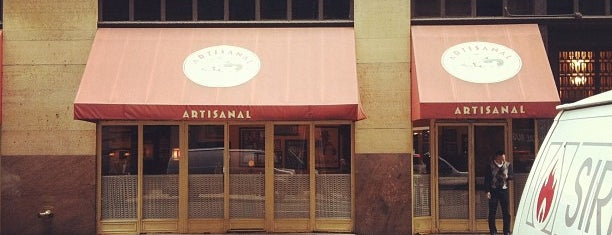 Artisanal Fromagerie & Bistro is one of Eat NYC.