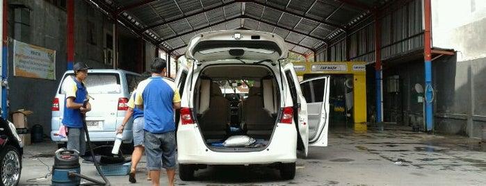 Bali Wisata Automatic Car Wash is one of Car Wash BALI.