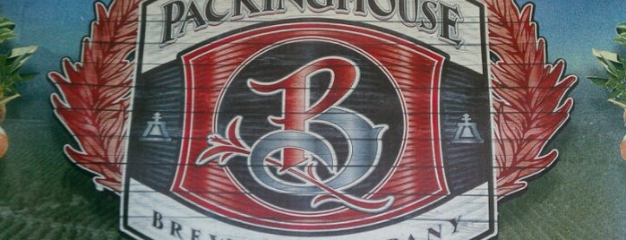 Packinghouse Brewing Company is one of Breweries - Southern CA.