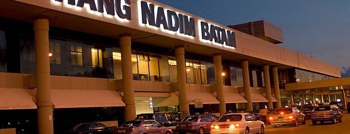 Hang Nadim International Airport (BTH) is one of Airport in Indonesia.