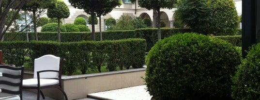Four Seasons Hotel Milano is one of Best of World Edition part 2.