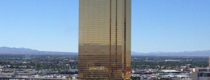 Trump International Hotel Las Vegas is one of Ferias USA 2012.
