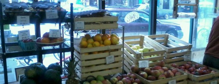 4th Street Food Co-op is one of Ethical & Sustainable Local Businesses.