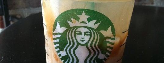Starbucks is one of Charleston's Top Social Spots.