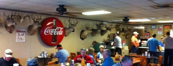 Zimmerhanzel's Bar-B-Que is one of TM Top 50 BBQ Joints 2013.