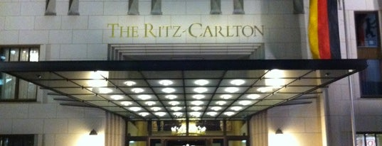 The Ritz-Carlton, Berlin is one of Berlin.