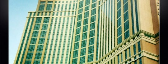 The Palazzo Resort Hotel & Casino is one of Vegas Death March.