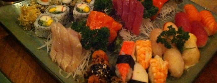 Minimok is one of Guia Rio Sushi by Hamond.