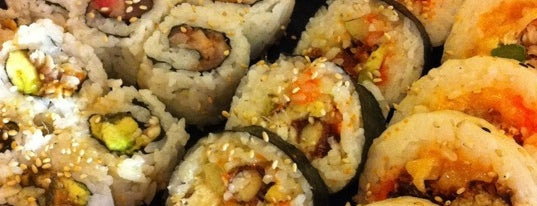 Oishii Japanese Restaurant & Sushi Bar is one of HOU Asian Restaurants.