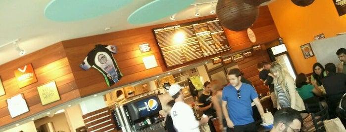 Tacodeli is one of STA Travel Austin Foodie Spots.