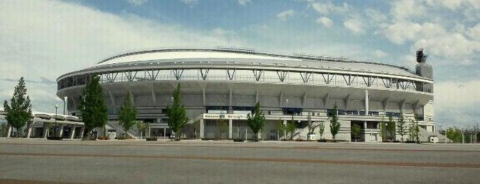 Hard Off Eco Stadium Niigata is one of 読売巨人軍.