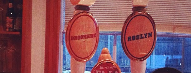 Roslyn Brewing Company is one of WABL Passport.