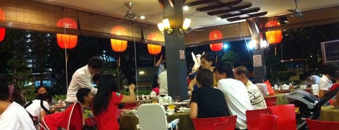 Chin Lee Restaurant 深利美食馆 is one of Food.