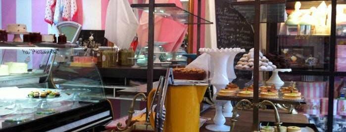 The Patisserie is one of Johannesburg.