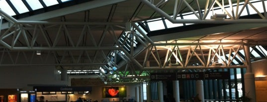 Nashville International Airport (BNA) is one of I Love Airports!.