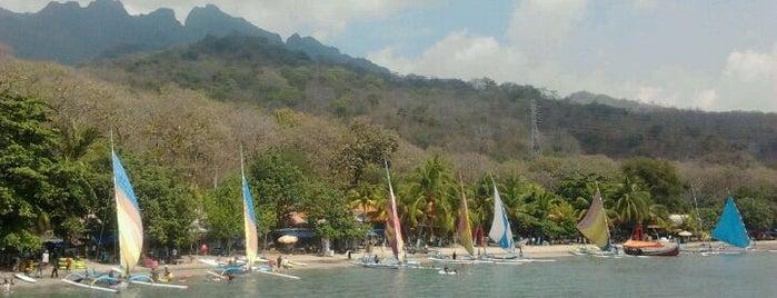 Pantai Pasir Putih is one of Top 10 dinner spots in Situbondo, Indonesia.