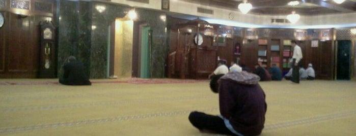 Masjid Putra World Trade Center is one of Baitullah : Masjid & Surau.