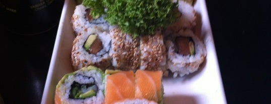 Maiko Sushi is one of Love eat!.