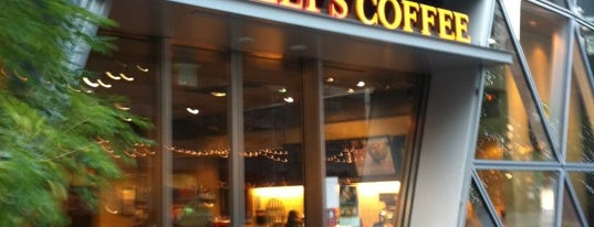 Tully's Coffee is one of お気に入り.